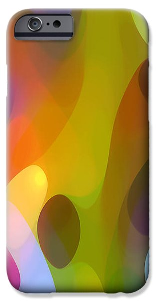 Dappled Art 8 iPhone Case by Amy Vangsgard