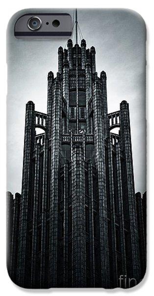 Dark Grandeur iPhone Case by Andrew Paranavitana