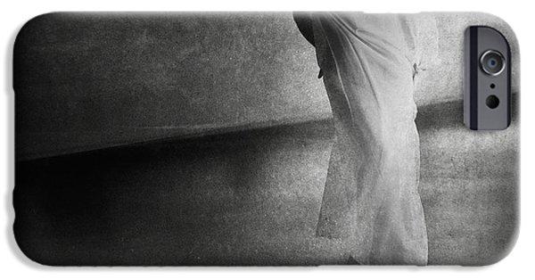 Concept iPhone Cases - Dark Hallway iPhone Case by Erik Brede