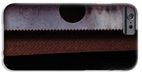 Dirty iPhone Cases - Dark Tear iPhone Case by Kyra Savolainen