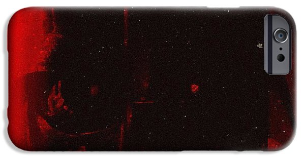 War iPhone Cases - Dark Universe iPhone Case by Scott French