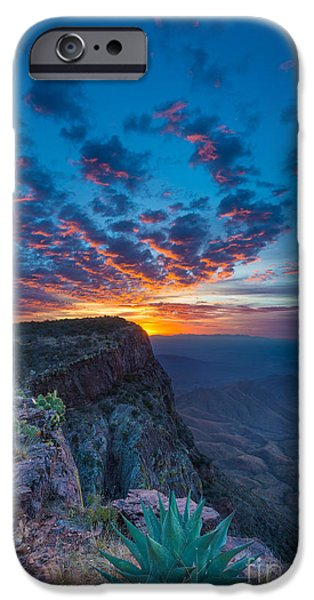 Epic iPhone Cases - Dawn in the Chisos iPhone Case by Inge Johnsson