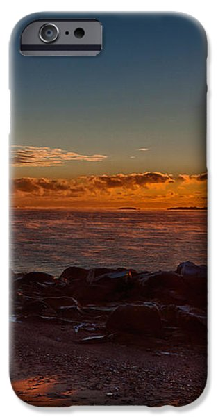 Dawn rises iPhone Case by Jeff Folger