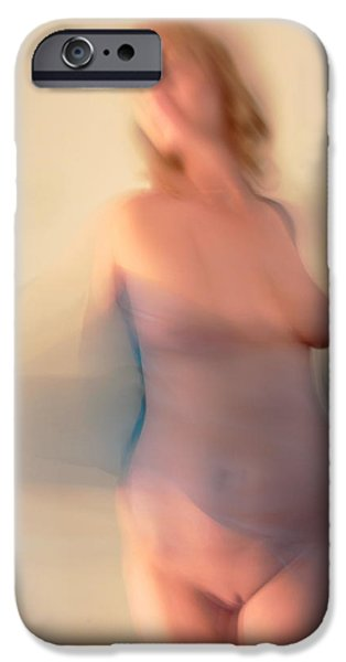Nude iPhone Cases - Day Dream iPhone Case by Joe Kozlowski