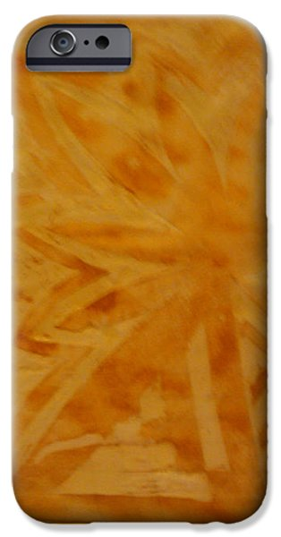 Pastel Tapestries - Textiles iPhone Cases - Night and Day 003 iPhone Case by Lori Russell