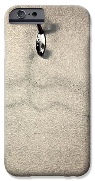Overstayed Welcome iPhone Case by Scott Collin