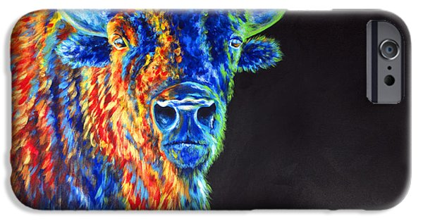 Top Seller iPhone Cases - Daybreaker iPhone Case by Teshia Art
