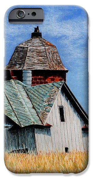 Days Gone By iPhone Case by Kimberly Shinn