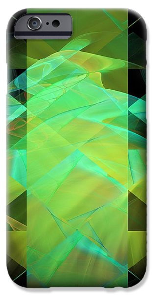 Dazzle Dunes iPhone Case by Elizabeth McTaggart
