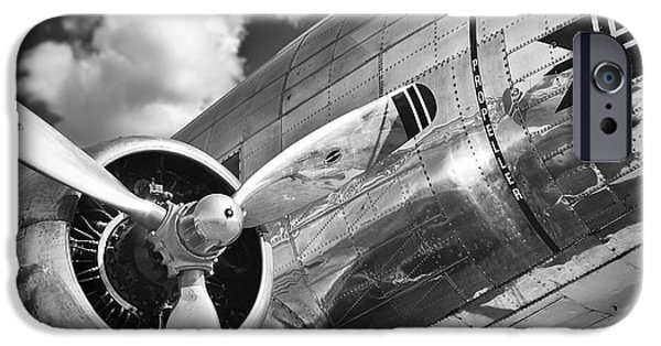 Recently Sold -  - Norway iPhone Cases - DC-3 Power iPhone Case by Ian Merton