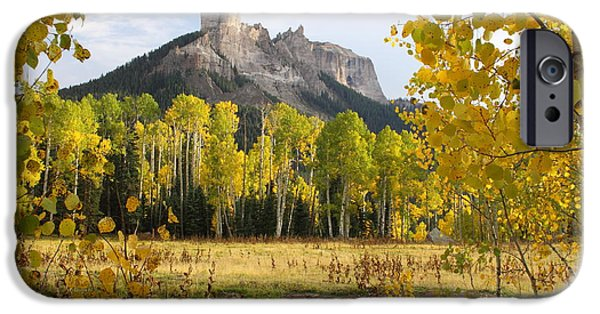 True Grit iPhone Cases - Debs Meadow iPhone Case by Eric Glaser