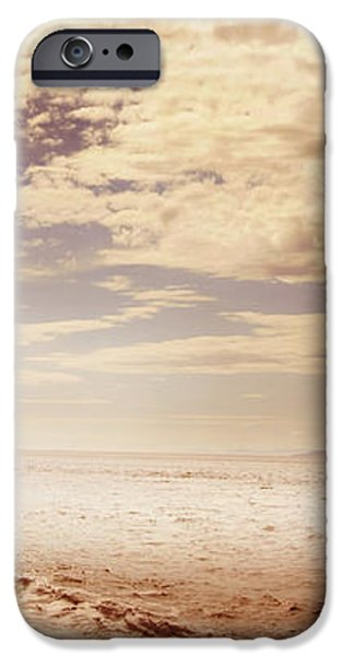 Deception Bay Washington iPhone Case by Artist and Photographer Laura Wrede