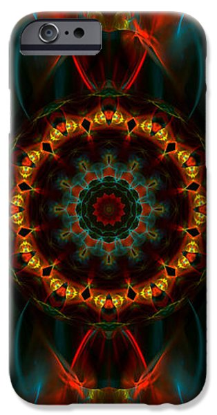 Deep Magic iPhone Case by Hanza Turgul