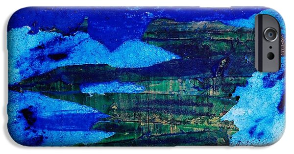 Oil Slick iPhone Cases - Deep Water Horizon Event iPhone Case by Jean Cormier