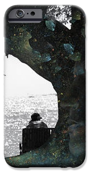 Deeply Rooted iPhone Case by Betsy A  Cutler