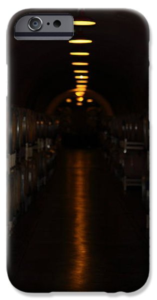 Deerfield Ranch Winery 5D22218 iPhone Case by Wingsdomain Art and Photography