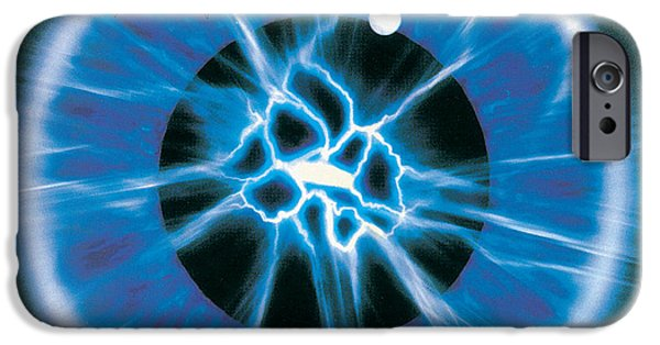 Glam Rock iPhone Cases - Def Leppard - Adrenalize 1992 iPhone Case by Epic Rights