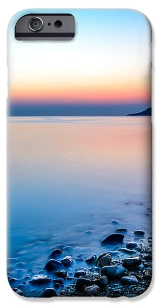 Deganwy North Wales iPhone Case by Adrian Evans