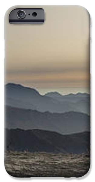 Degollada de Becerra 3 iPhone Case by Michael David Murphy