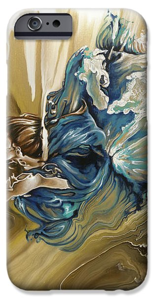 Deliver iPhone Case by Karina Llergo Salto