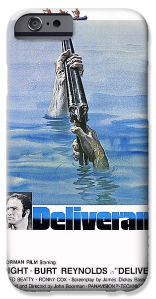 Deliverance iPhone Case by Movie Poster Prints