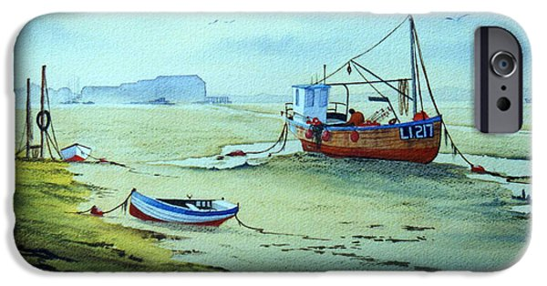 Dells iPhone Cases - Dell Quay Chichester England iPhone Case by Bill Holkham