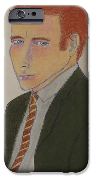 Best Sellers -  - Business Pastels iPhone Cases - Derek  iPhone Case by Manuel Matas