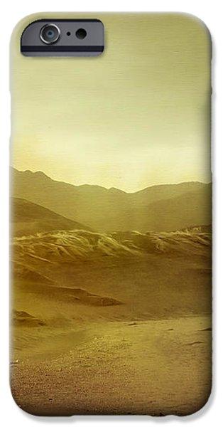 Desert iPhone Case by Brett Pfister