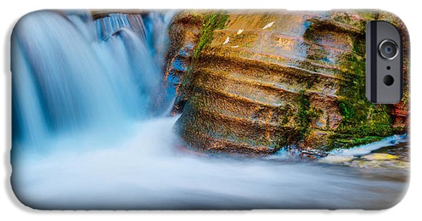 Wonderful iPhone Cases - Desert Oasis iPhone Case by Chad Dutson