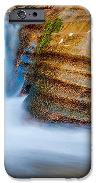 Desert Oasis iPhone Case by Chad Dutson