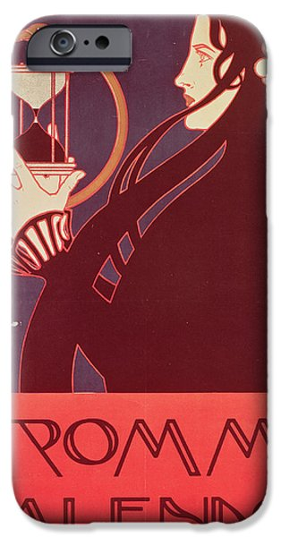 Secession iPhone Cases - Design for the Frommes Calendar iPhone Case by Kolo