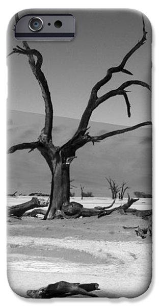 Desolation Row iPhone Case by Aidan Moran