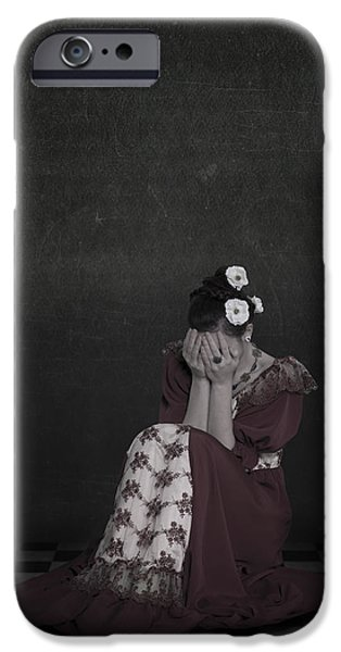 desperate iPhone Case by Joana Kruse