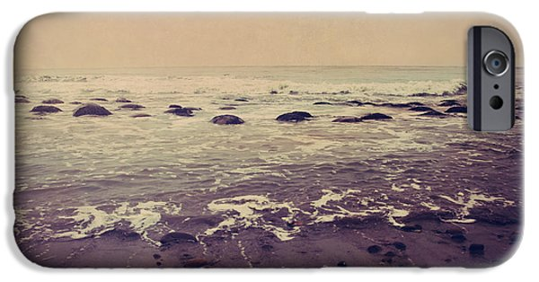 Beach Landscape iPhone Cases - Destined to Be iPhone Case by Laurie Search