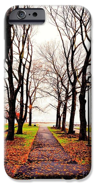 Destiny iPhone Cases - Destiny Walk iPhone Case by Marcia Lee Jones