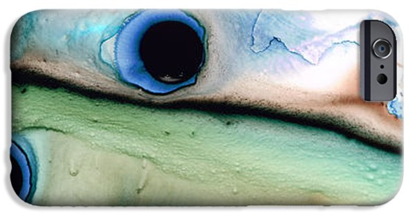 Pastel Paintings iPhone Cases - Destinys Call iPhone Case by Sharon Cummings
