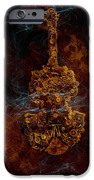 Devils Fiddle iPhone Case by Fran Riley