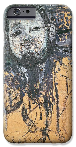 Painter Photographs iPhone Cases - Diego Rivera 1886-1957 1916 Oil On Canvas iPhone Case by Amedeo Modigliani
