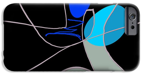 At Poster Mixed Media iPhone Cases - Different Perspective iPhone Case by Rjf at beautifullart  RJ   Friedenthal