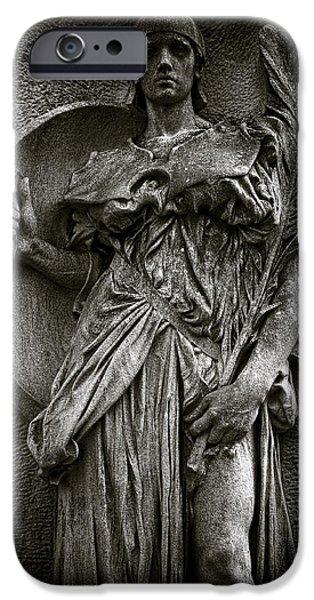 Zeus iPhone Cases - Dionysus iPhone Case by Jeff Adkins