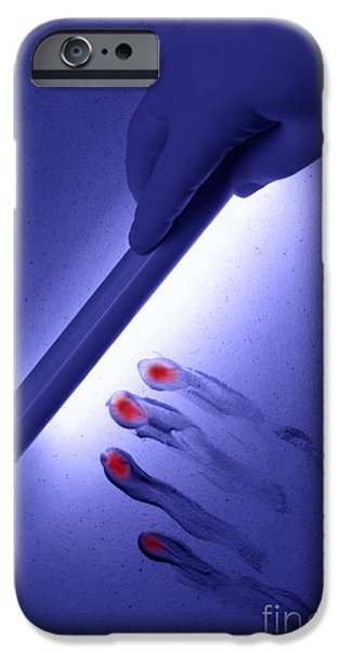 Discovery iPhone Case by Olivier Le Queinec