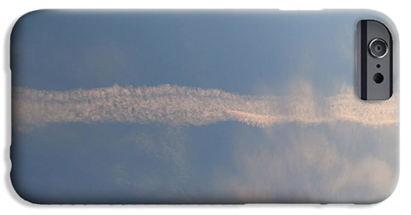 Jet Star iPhone Cases - Dissipation  iPhone Case by Joseph Baril