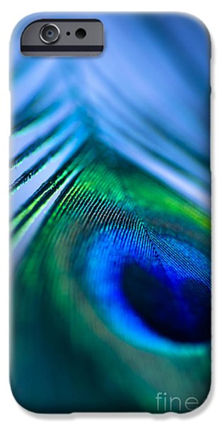 Quill iPhone Cases - Do You Dream In Colour? iPhone Case by Jan Bickerton