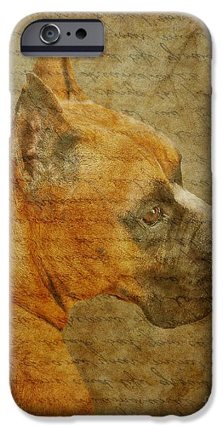 Do You Remember Me? iPhone Case by Judy Wood