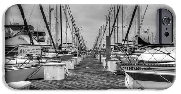Sea Platform iPhone Cases - Dock Life iPhone Case by Heidi Smith