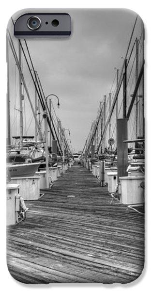 Dock Life iPhone Case by Heidi Smith