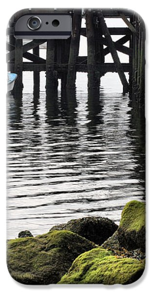 Dockside 2 iPhone Case by JC Findley