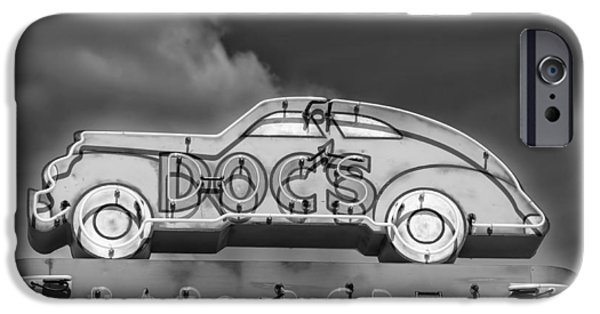 Recently Sold -  - Business iPhone Cases - Docs Bar and Grill iPhone Case by Mountain Dreams