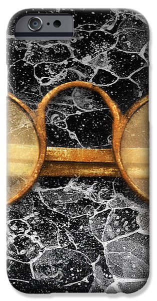 Doctor - Optometrist - Glasses sold here  iPhone Case by Mike Savad