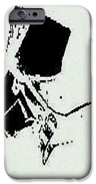 Dogs Reliefs iPhone Cases - Dog Fighter iPhone Case by 480558 plus Photography